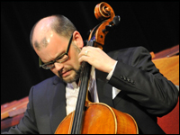 Department Of Music To Feature Cello Program By Dr. J.W. Turner