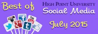 Best of Social Media: July 2015
