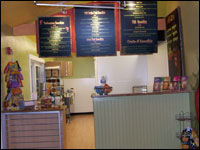 HPU Rising Juniors Design, Open Smoothie Shop In New Hampshire