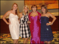 HPU Kappa Delta Sorority Wins Awards At National Convention
