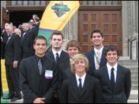 HPU's Lambda Chi Alpha Fraternity Wins Awards At Centennial Celebration