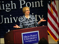 HPU Hosts Social Media Symposium for Home Furnishings Industry During Market