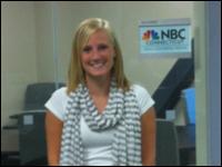 HPU Senior Lands Internship With NBC Affiliate