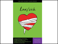 HPU Theatre Presents 'Love/Sick'