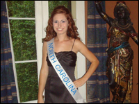 HPU Junior Places In National U.S. Pageant
