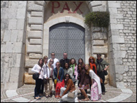 Students Explore Religious History In Rome