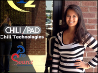 Student Gains Social Media, Marketing Experience at Chili Technologies
