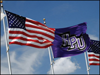 HPU to Lower Flags in Honor of Memorial Day