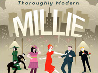 Behind The Scenes Video Captures Production Of 'Thoroughly Modern Millie'