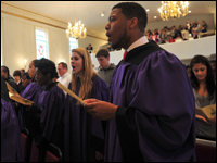 HPU Honors Dr. Martin Luther King Jr. With Service Featuring Pastor Of D.C.-Based Metropolitan Baptist Church