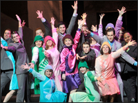 HPU Theatre Features 'Thoroughly Modern Millie'