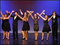 Theatre Brings Song And Dance To Campus In Annual 'Musical Theatre Scenes'
