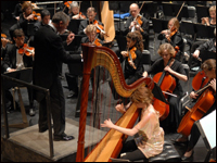North Carolina Symphony Entertains Audience At High Point University