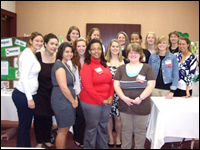 HPU Education Students Conduct Session At Professional Development Institute In Greensboro