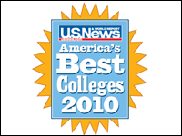 HPU Ranks NO. 1 Among 'Up-And-Coming Schools' In U.S. News & World Report