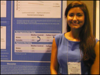 Graduate Presents at the American Psychological Association Conference