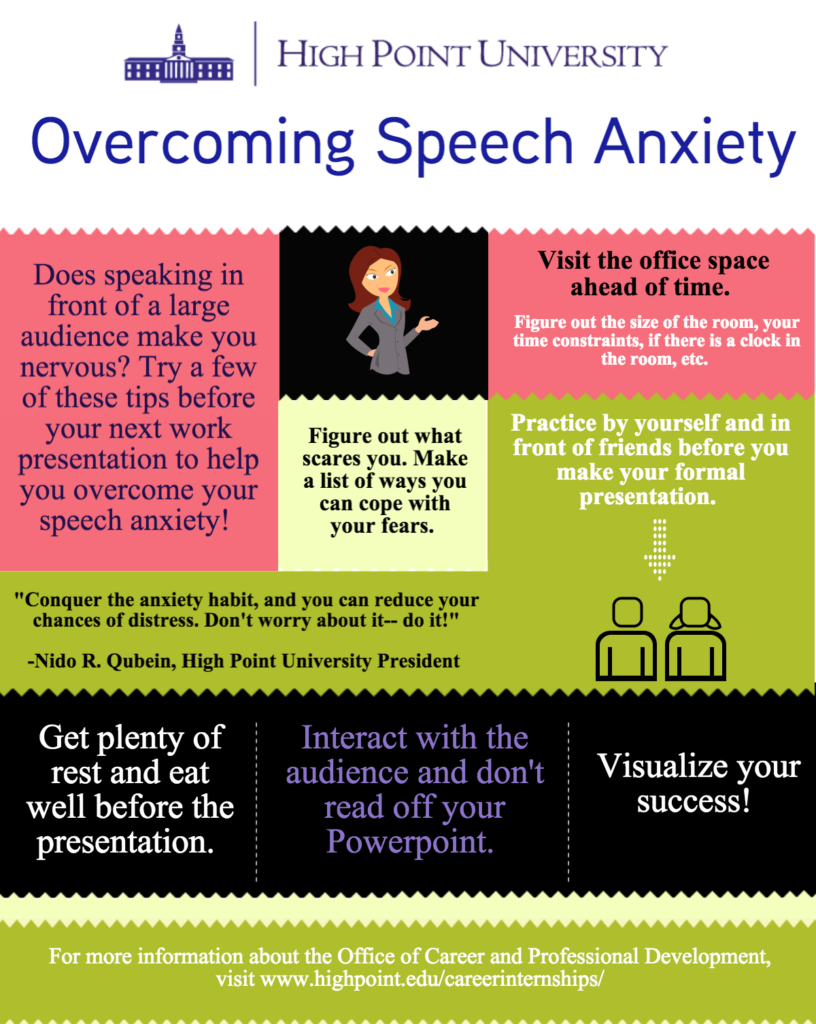 ways to help with speech anxiety Help with speech anxiety how much does resume writing cost purdue university research paper format phd thesis proposal length technical writer resume objective examples essays for pharmacy school applications sample resume good ted talks to help you with public speaking anxiety infographic.