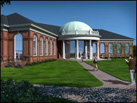 HPU's New Plato S. Wilson School of Commerce to be Dedicated