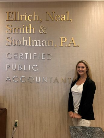 Internship Profile: Amalie Packard Picks Up Practical Experience