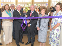 Plato S. Wilson School Of Commerce Dedicated At HPU
