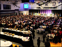 HPU Presidential Scholarship Weekend Brings Hundreds To High Point