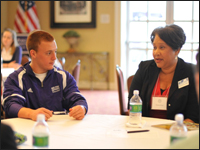 HPU Business Students Practice Networking, Interviewing At Project Management Career Event