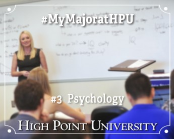 My Major at HPU: Psychology