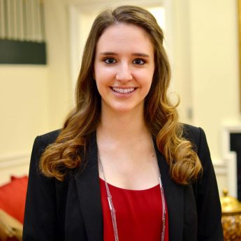 Class of 2017 Profile: Rachel Callaway Manages Social Media and HPU Master's Program