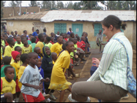 HPU Sophomore Makes A Difference In Lives Of Children In Kenya