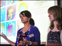 First Research and Creativity Symposium Allows Students to Present as Scholars