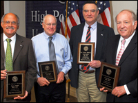 Retiring Faculty Honored at Annual Retirement Recognition Luncheon