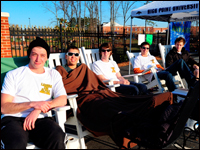 HPU Fraternity  Lambda Chi Alpha Hosts 13th Annual Rock-A-Thon