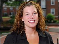 HPU Director Of Residence Life Receives Honor From Big Brothers/Big Sisters Of High Point