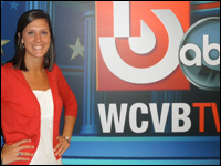 Rising Senior Interns at Decorated Channel 5 in Boston