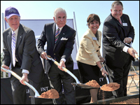 HPU Holds Groundbreaking For New School Of Education