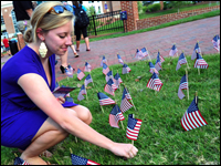 HPU Reflects On Sept. 11 Attacks With Moving Events