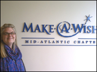 Student Makes Dreams Come True At Make-A-Wish Foundation