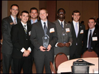 HPU Students Participate In Charlotte Business Competition