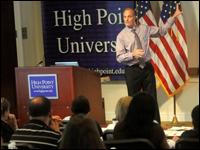 HPU, Cornerstone Healthcare Foundation Team Up To Host Sports Medicine Seminar