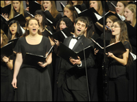 HPU Spring Choral Concert Celebrates The Season