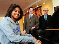 HPU Earns Special Designation Thanks To Addition Of 14 Steinway Pianos