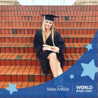 Class of 2018 Profile: Sydney Wagner Joins Make-a-Wish America