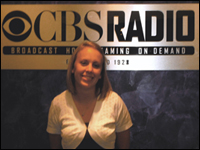 HPU Senior Receives Internship Spot At CBS Radio In New York