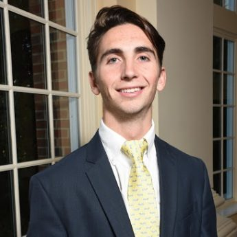 Class of 2020 Outcomes: Jonathan Martinuzzi Builds Business Experience in Dallas