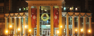 Community Christmas Event Relocated to University Center