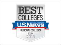 "HPU Named No. 1 Twice in ""America's Best Colleges"" by U.S. News and World Report"
