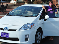 HPU Continues Its Green Initiatives With 'Wecar'