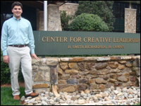 Junior Performs Psychology Research at Center for Creative Leadership