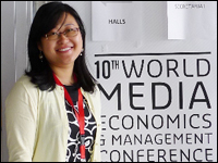 Journalism Professor Presents at International Conference in Greece