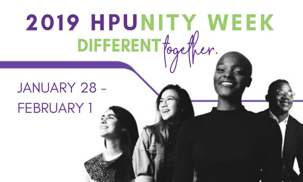 2019 HPUnity Week - High Point University